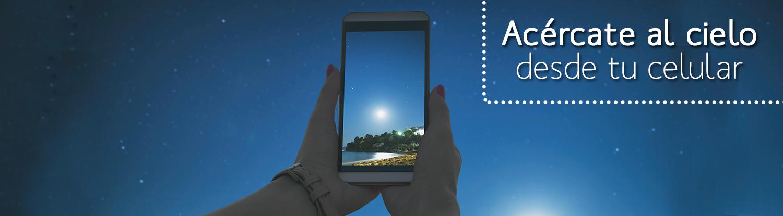 Las mejores Apps para ver el cielo de cerca