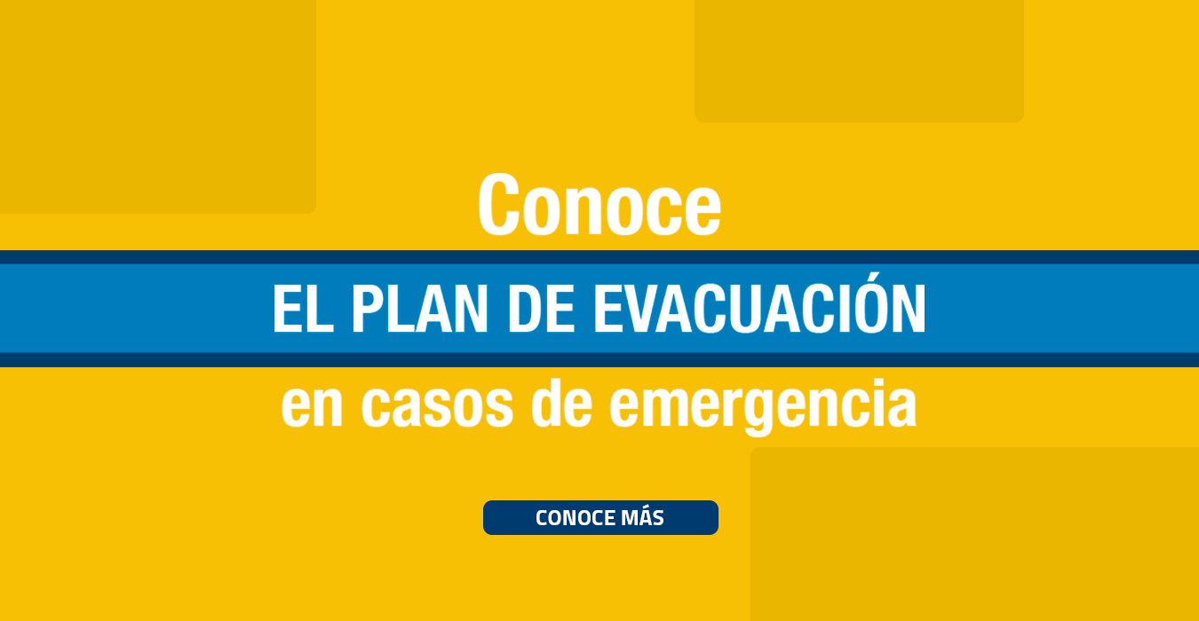 Plan de Evacuación Centro Mayor