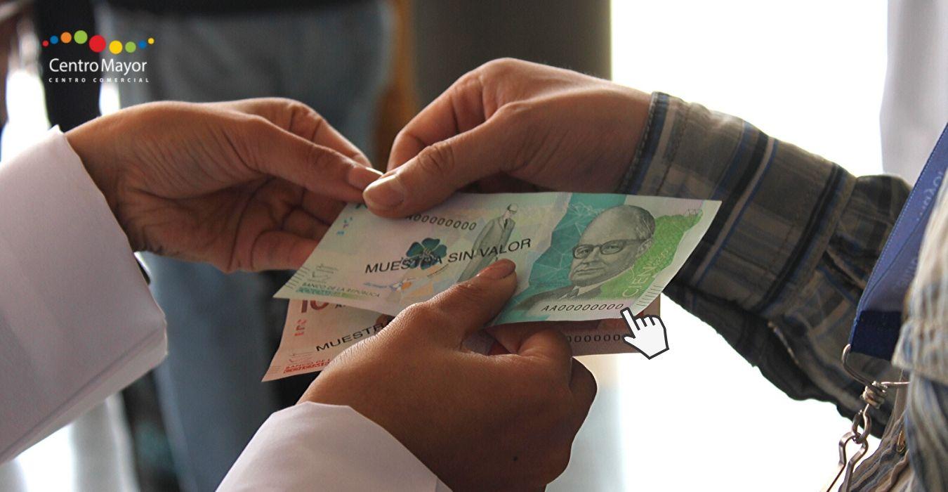 Tips para identificar un billete auténtico