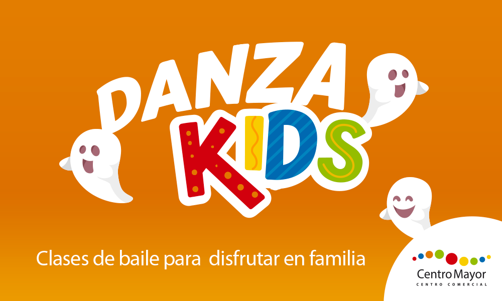 Danza Kids de Centro Mayor