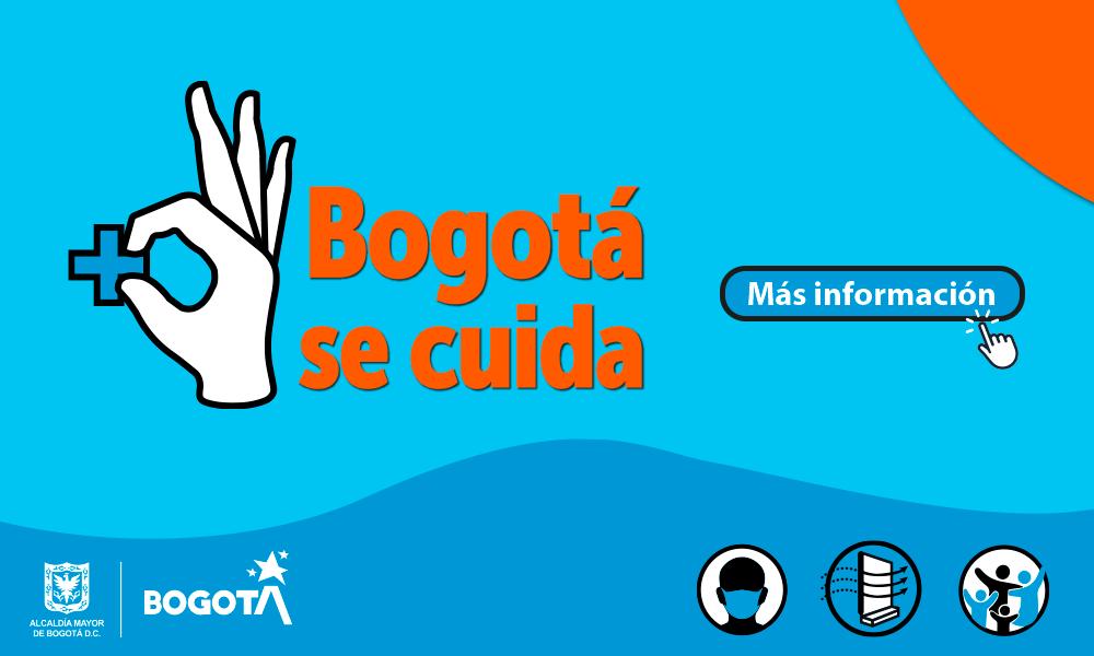 Bogota se Cuida con Centro Mayor
