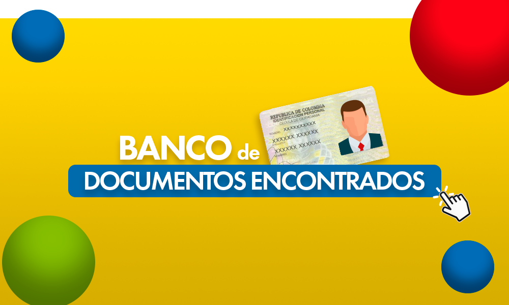 Banco de documentos encontrados