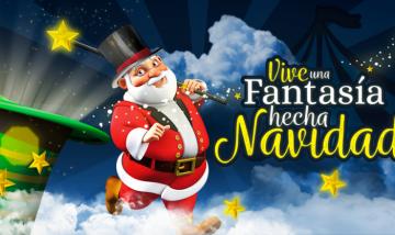 En Centro Mayor, la fantasía se hace navidad