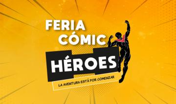 Feria Comic - Héroes