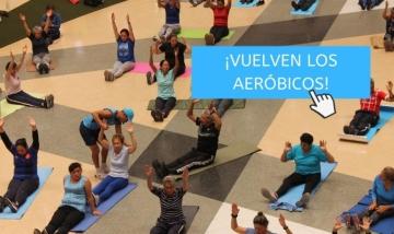 Vuelven los aeróbicos - Enero 2020