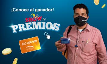SORTEO BONO 20.000.000