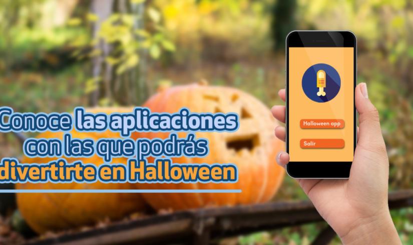 Apps para usar en el Mes de Octubre