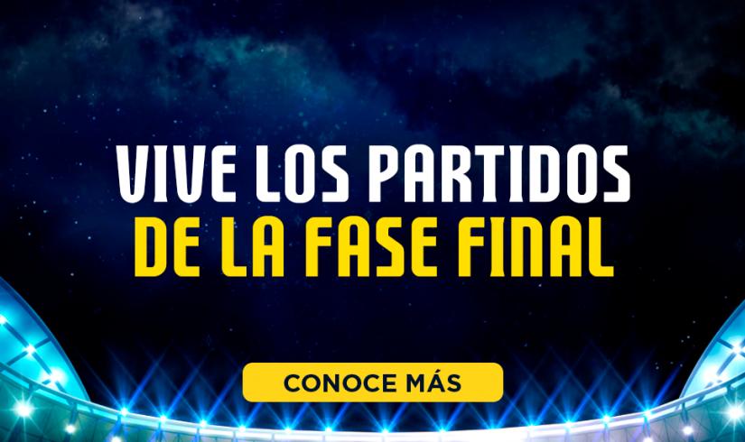 ¡Vive los partidos de la Copa Mundo en Centro Mayor!