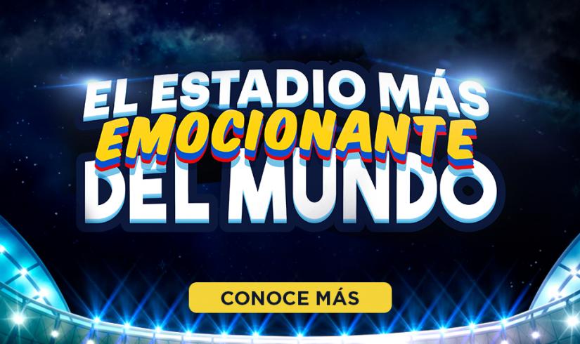 """¡Ellos fueron los ganadores de """"El Estadio más Emocionante del Mundo""""!"""