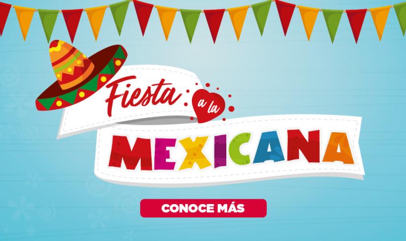 Vivamos una Fiesta a la Mexicana