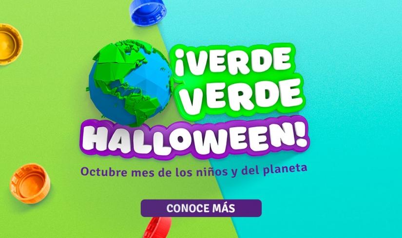 """En octubre vive en Centro Mayor un """"Verde verde Halloween""""."""