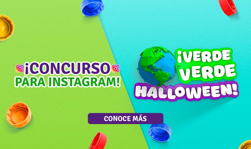 Concurso digital por Instagram