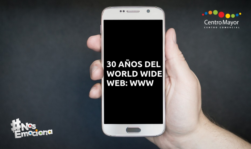 ​Treinta años del World Wide Web.