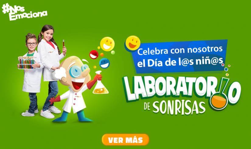 LABORATORIO DE SONRISAS