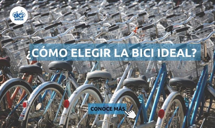 ¿Cómo elegir la bicicleta ideal?