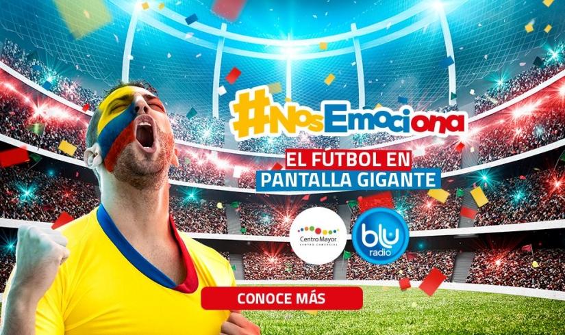 #NosEmociona transmitir la pasión del fútbol