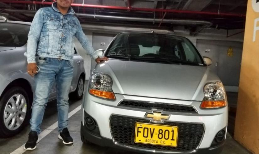 Ganador Chevrolet SPARK LIFE
