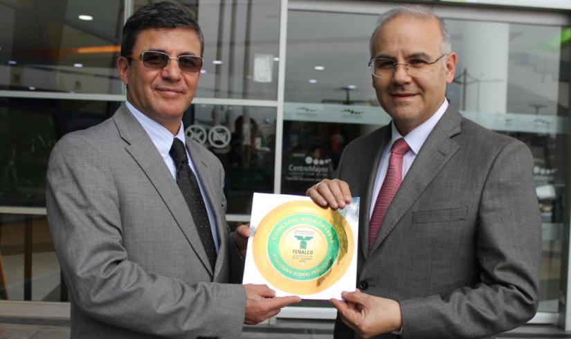 Centro Mayor obtiene sello de Comercio Responsable.