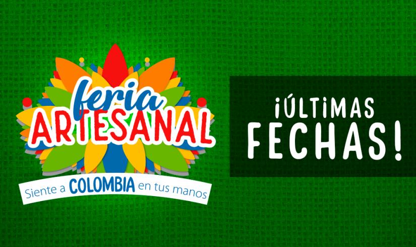 Se amplia la Feria Artesanal 2019 - II