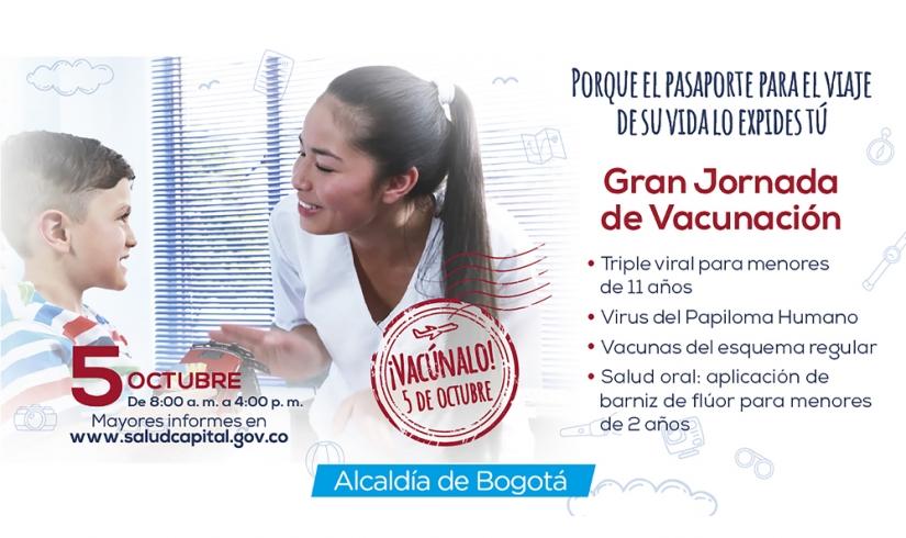 ÚLTIMA GRAN JORNADA DE VACUNACIÓN 2019