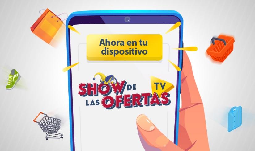 El Show de las Ofertas ahora TV