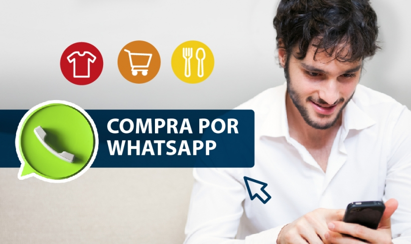 Compra por WhatsApp en Centro Mayor