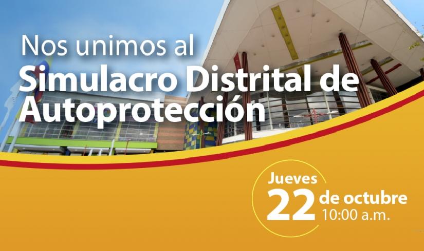 Simulacro Distrital de Autoprotección 2020