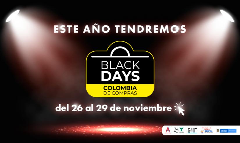 Black Days en Centro Mayor