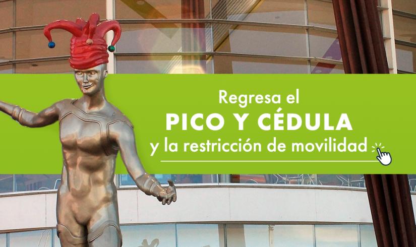 Regresa el Pico y Cédula en Bogotá